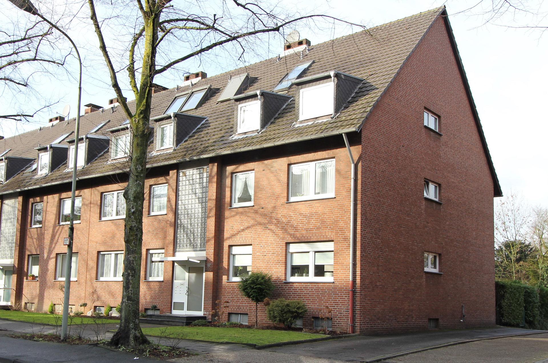 Hausverwaltung Krefeld: Bergstraße WEG-Verwalter
