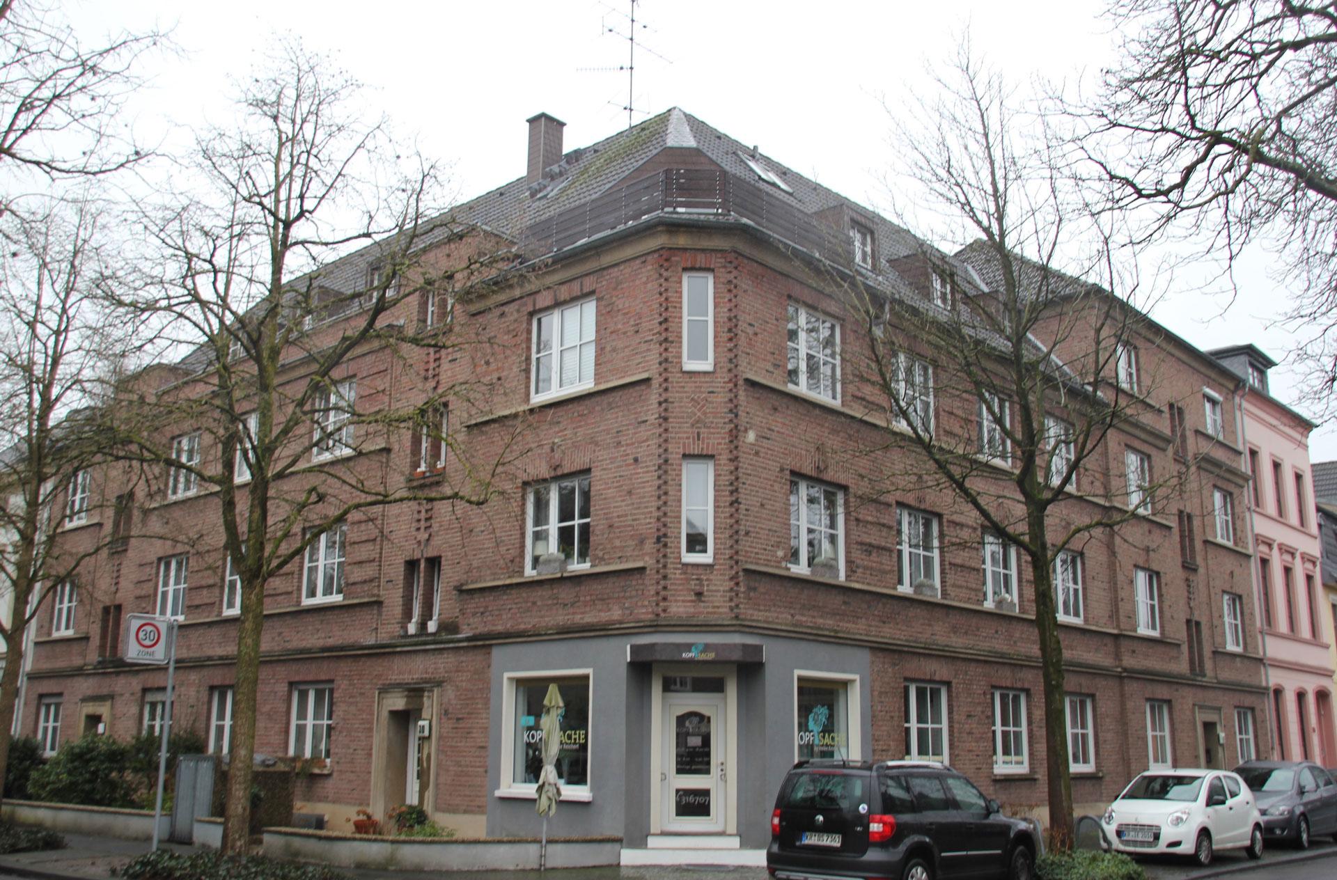 Hausverwaltung Krefeld: Yorckstraße, Germaniastraße WEG-Verwalter