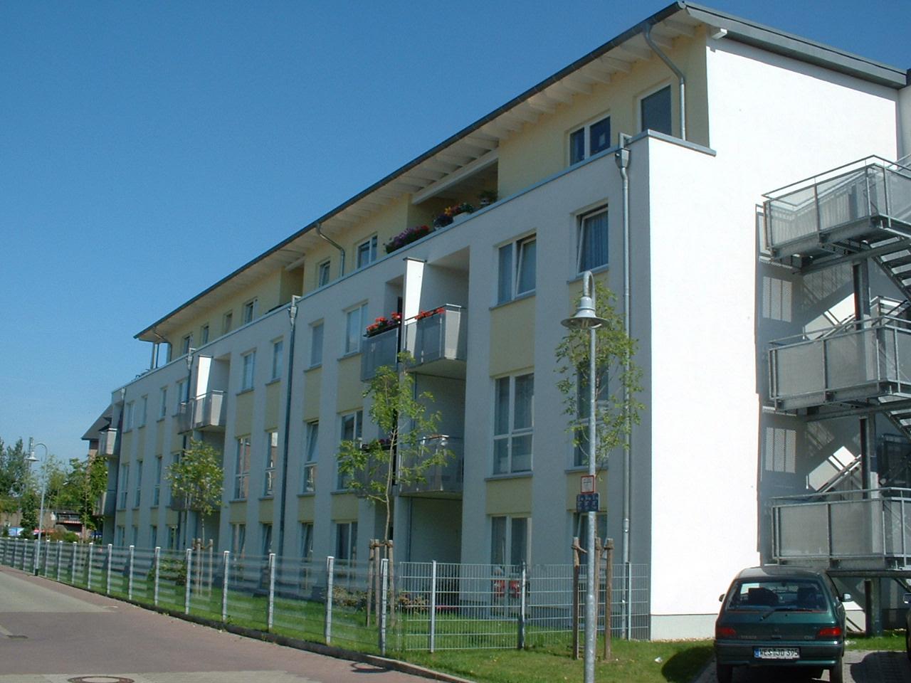 Hausverwaltung Krefeld - Antoniastraße - Mietverwalter