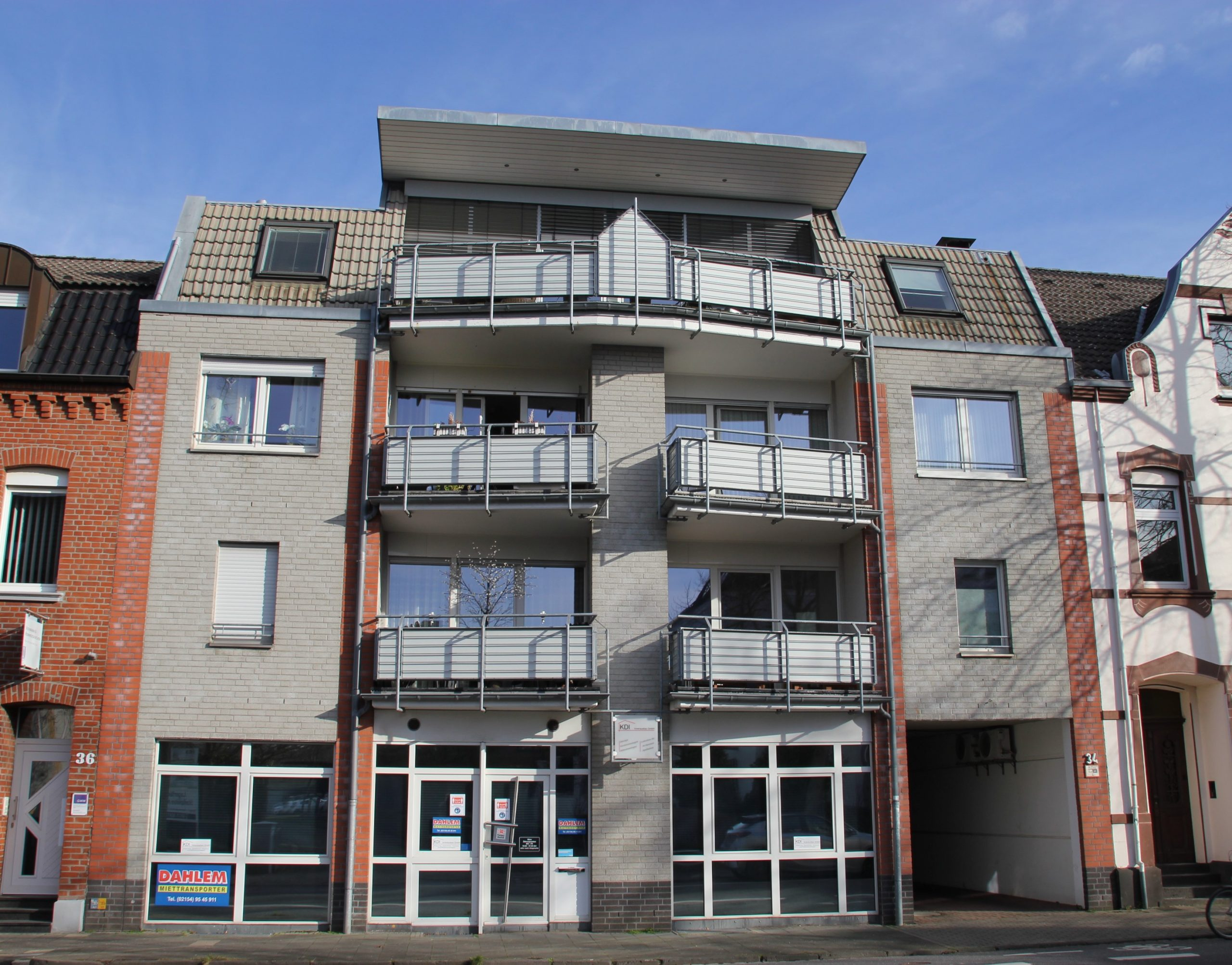 Hausverwaltung Krefeld - Bahnstraße - WEG-Verwalter