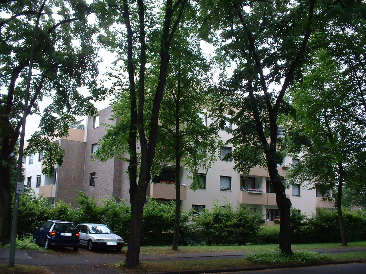 Hausverwaltung Krefeld - Canisiusstraße - WEG-Verwalter