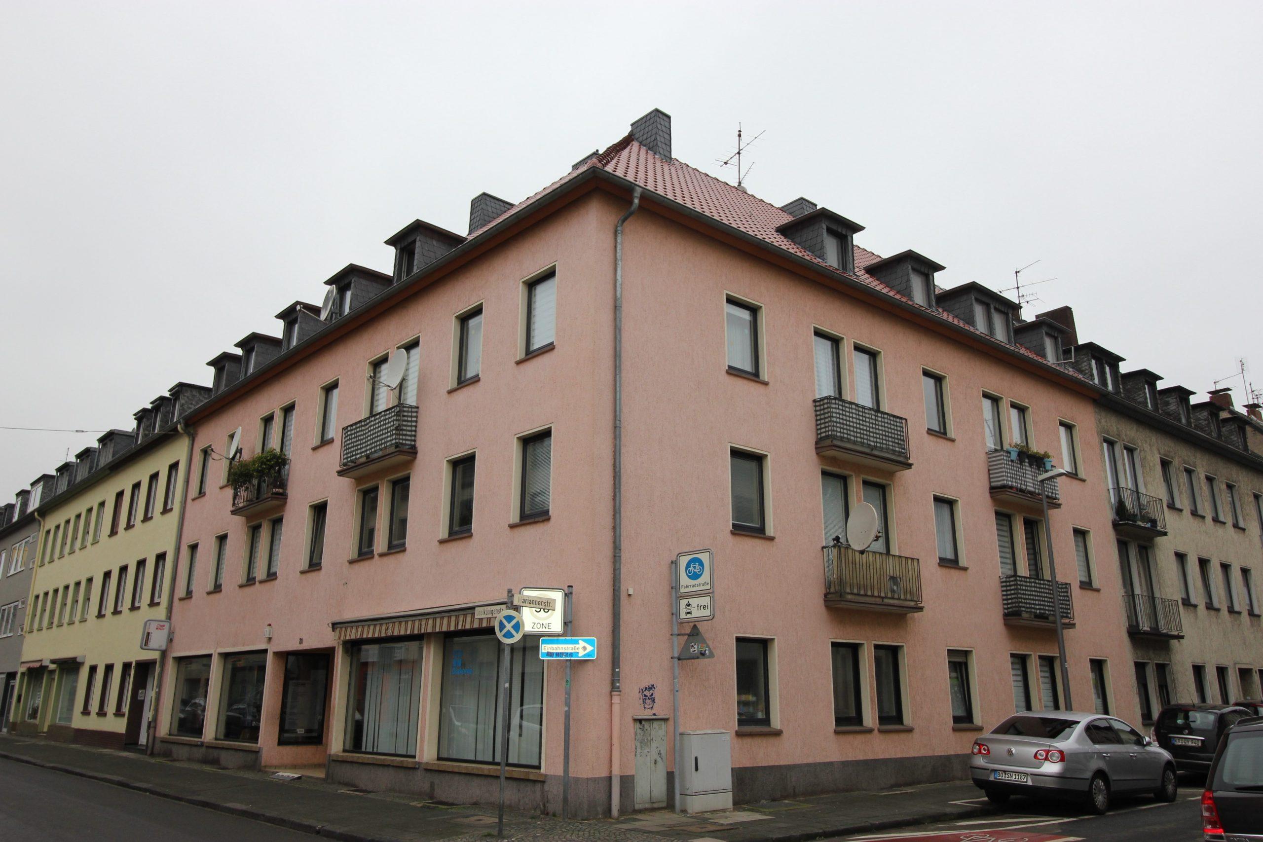 Hausverwaltung Krefeld - Dreikönigenstraße WEG-Verwalter