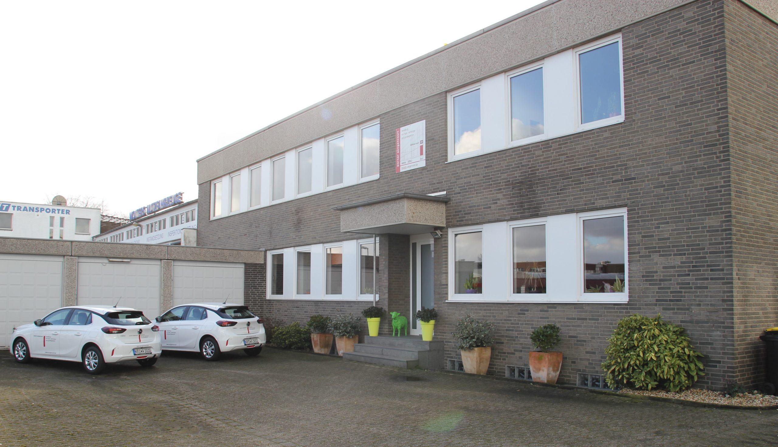 Hausverwaltung Krefeld Aengenvoort