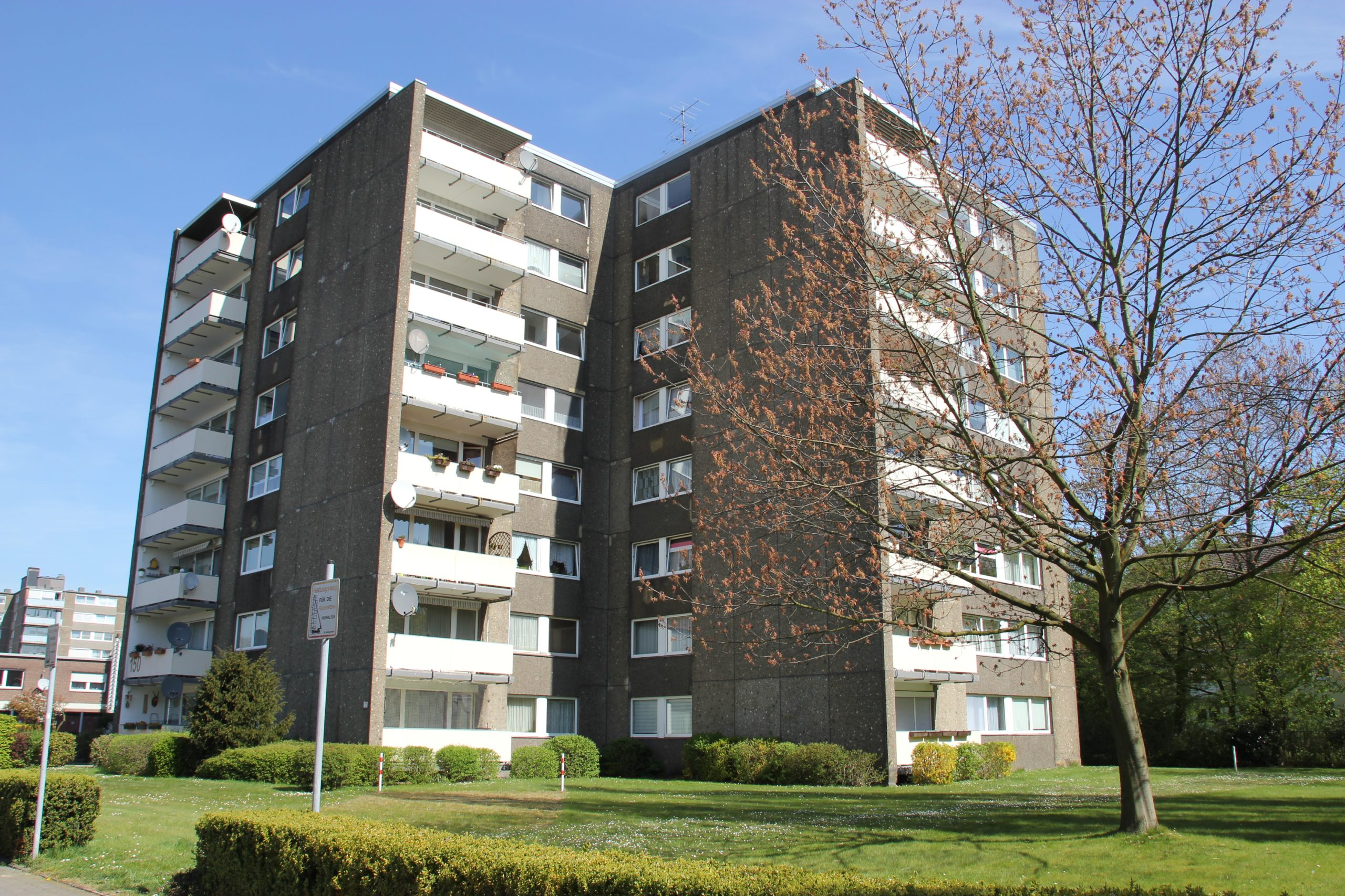 Hausverwaltung Krefeld - Gatherhofstraße - WEG-Verwalter