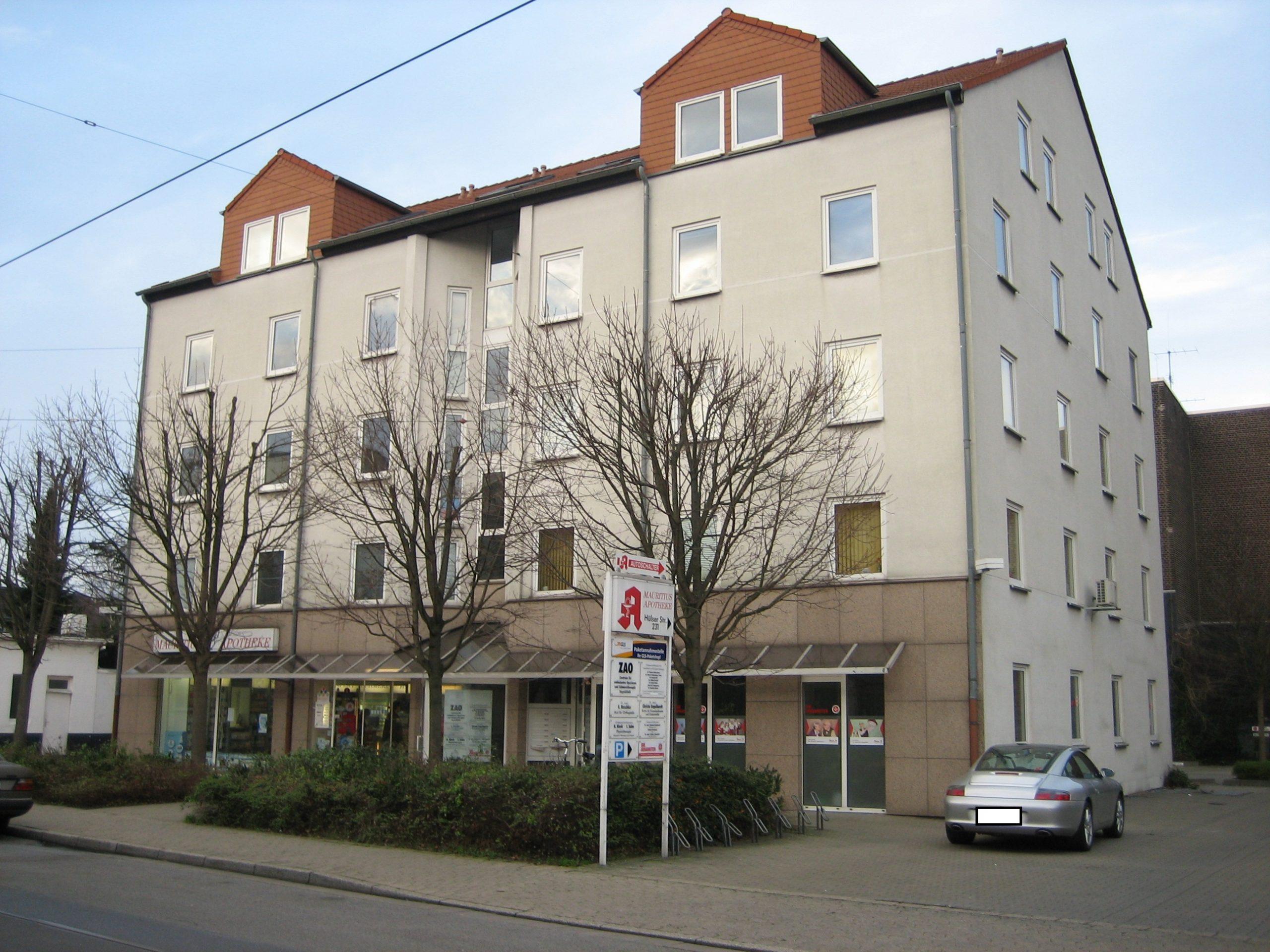 Hausverwaltung Krefeld - Hülser Straße Mietverwalter