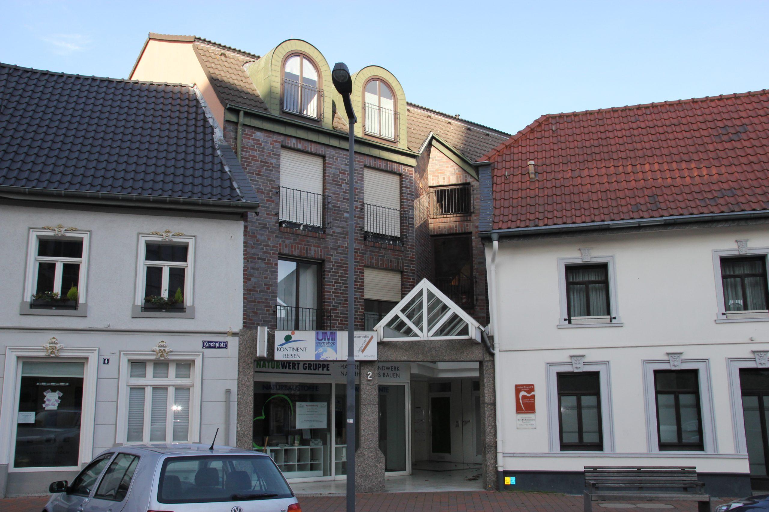 Hausverwaltung Krefeld - Kirchplatz - WEG-Verwalter