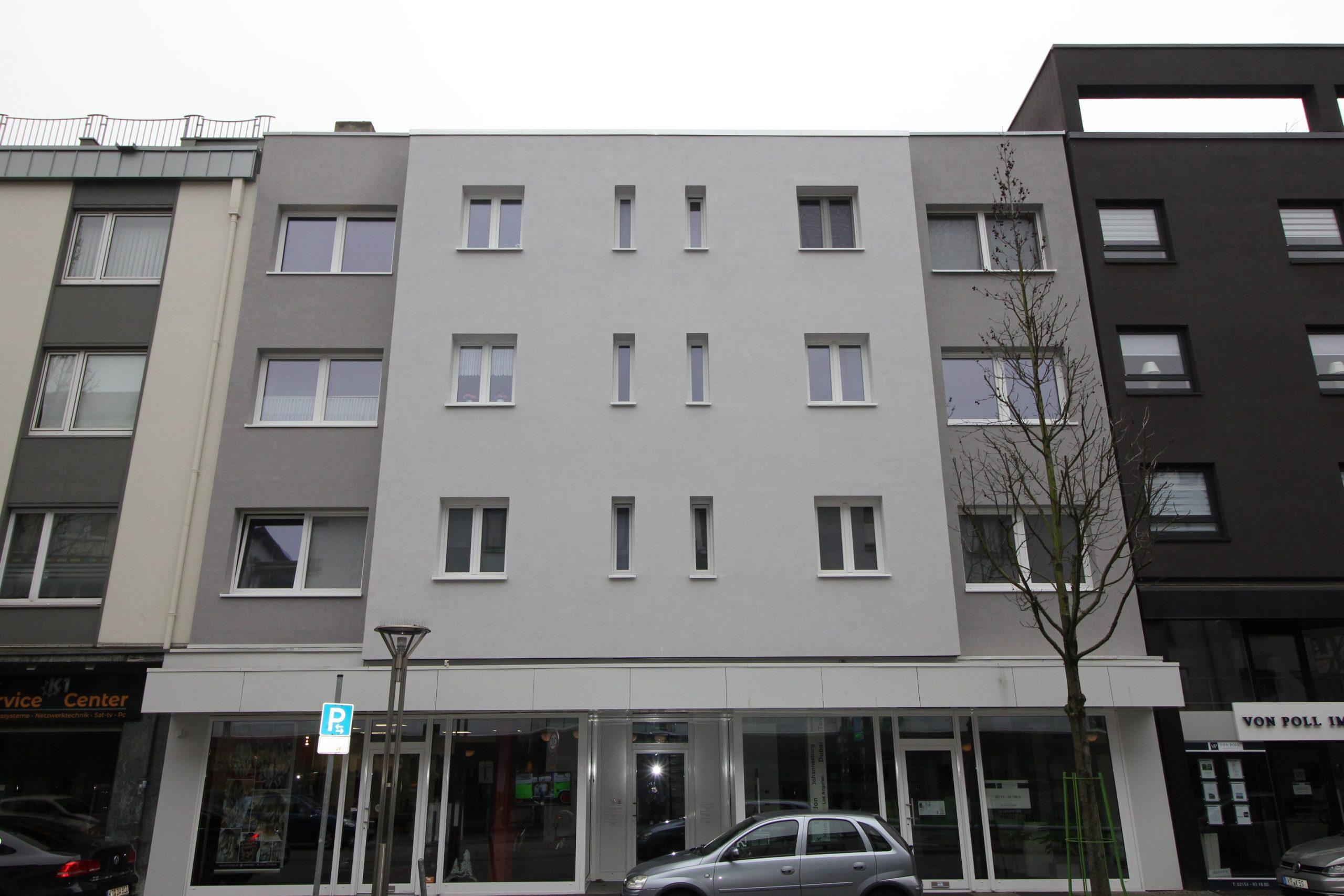 Hausverwaltung Krefeld - Marktstraße - Mietverwalter