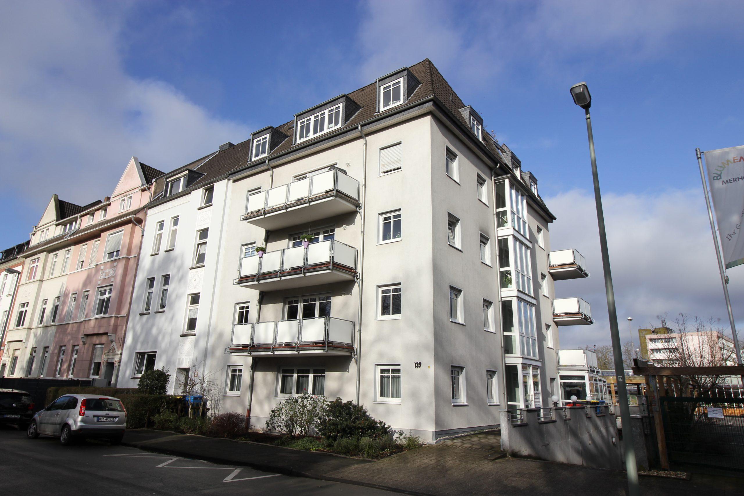 Hausverwaltung Krefeld - Martinstraße - WEG-Verwalter