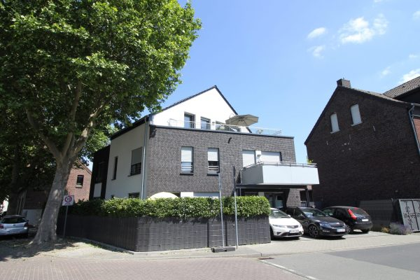 Hausverwaltung Krefeld - Neusserstraße Ecke Grabenstraße - Mietverwalter