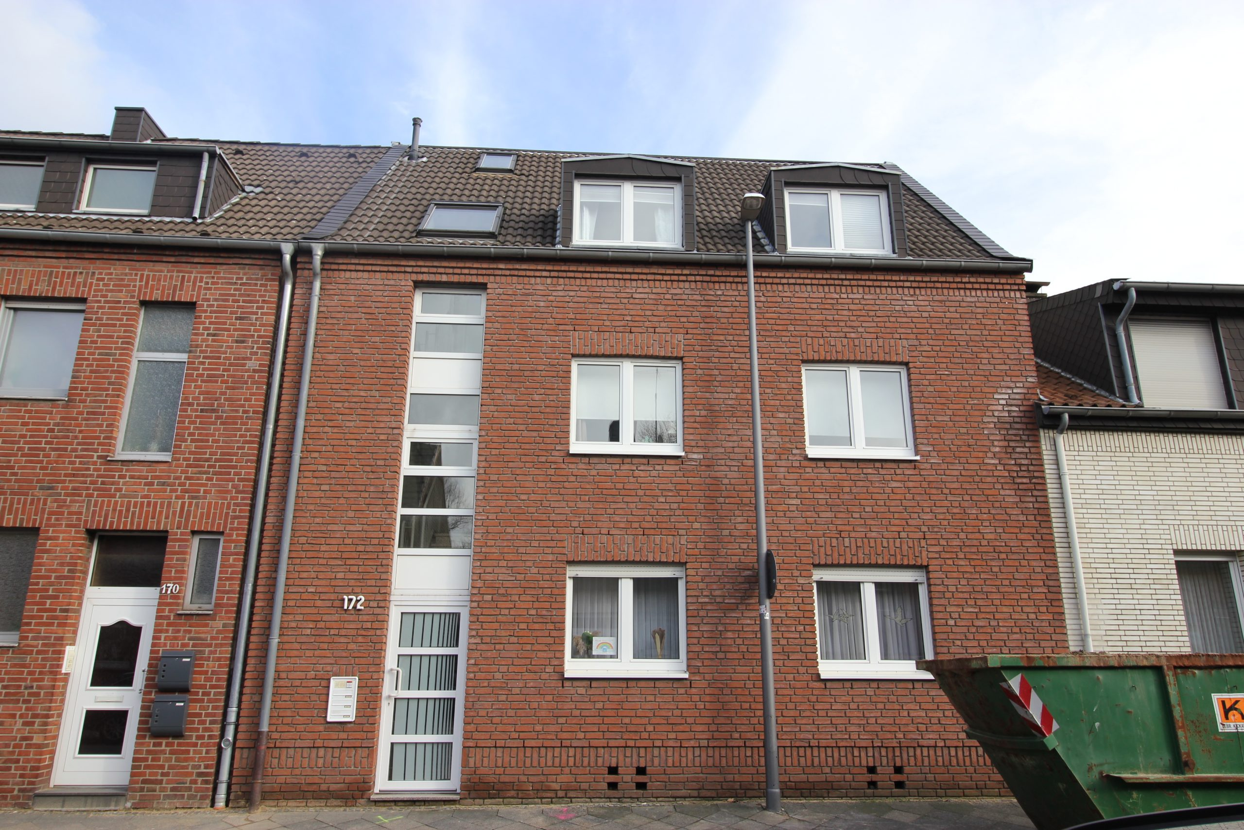 Hausverwaltung Krefeld - Oberdießemer Straße - Mietverwalter